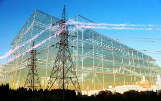 Large Construction Industry Electrification